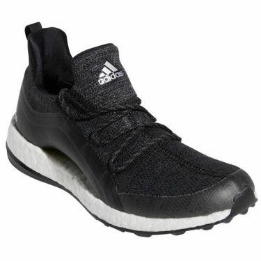 アディダス adidas W  ピュアブースト ゴルフ レディース スパイクレス ゴルフシューズ BD7195