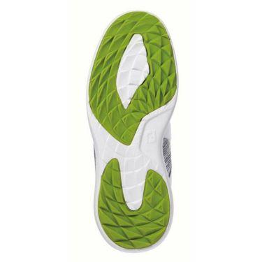 フットジョイ FootJoy メンズ FLEX フレックス スパイクレス ゴルフシューズ ホワイト 56101 商品詳細4
