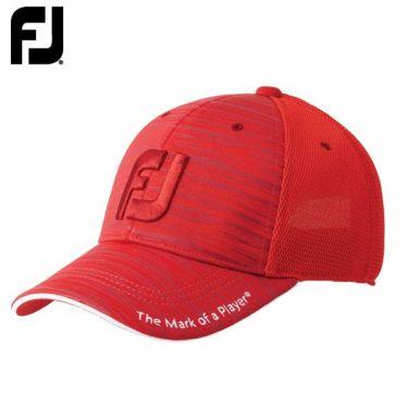 フットジョイ FootJoy メンズ トラッカー キャップ FJHW1903RD