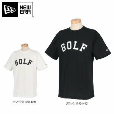 ニューエラ NEW ERA メンズ カモ柄 ロゴプリント 半袖 Tシャツ 2019年モデル