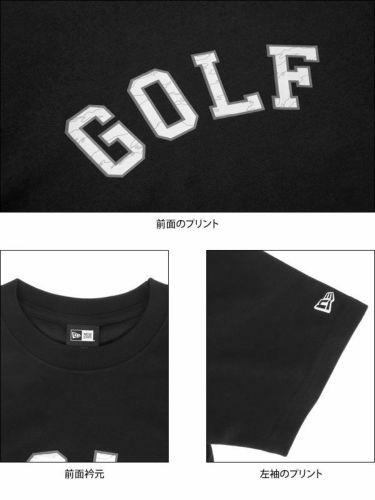 ニューエラ NEW ERA メンズ カモ柄 ロゴプリント 半袖 Tシャツ 2019年モデル 商品詳細6