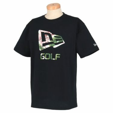 ニューエラ NEW ERA メンズ ボタニカル柄 ロゴプリント 半袖 Tシャツ 2019年モデル 商品詳細3