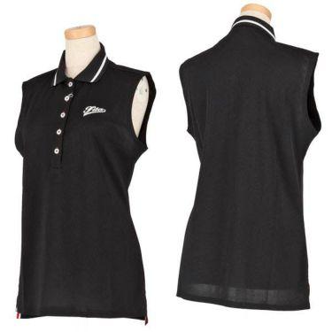 フィラ FILA レディース プレミアム鹿の子 ノースリーブ ポロシャツ 759-604 2019年モデル 商品詳細7