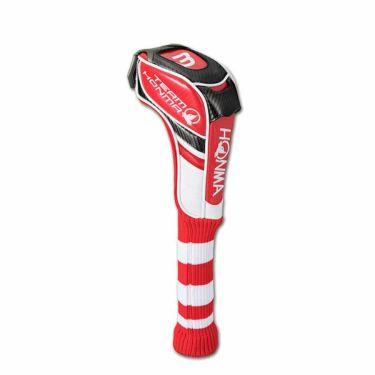 本間ゴルフ TOUR WORLD ツアーワールド プロモデル ヘッドカバー フェアウェイウッド用 HC-1902 RED レッド
