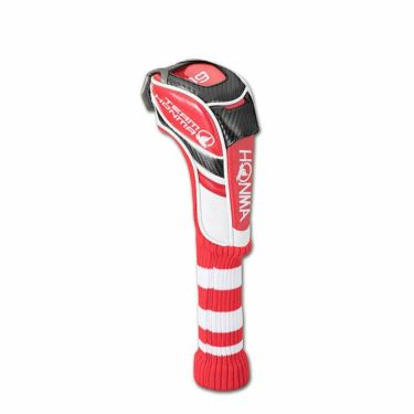 本間ゴルフ TOUR WORLD ツアーワールド プロモデル ヘッドカバー ユーティリティ用 HC-1903 RED レッド
