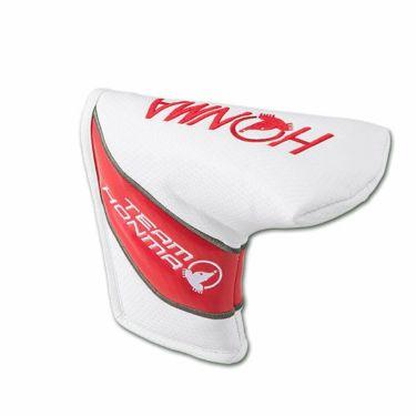 本間ゴルフ TOUR WORLD ツアーワールド プロモデル ブレードタイプ パターカバー PC-1901 RED レッド