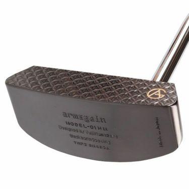 armsgain アームスゲイン Model-01 マレット型 ブラックボロンコーティング パター 商品詳細6