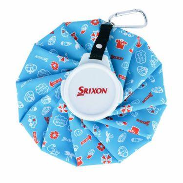 スリクソン SRIXON 氷のう アイスバッグ GGF-22103 ブルー