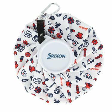 スリクソン SRIXON 氷のう アイスバッグ GGF-22103 ホワイト