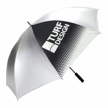 TURF DESIGN ターフデザイン 晴雨兼用 軽量 アンブレラ TDPS1970-SIL シルバー
