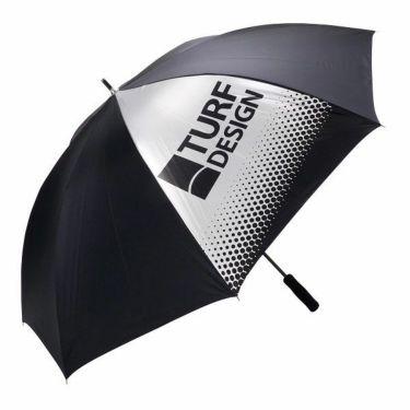 TURF DESIGN ターフデザイン 晴雨兼用 軽量 アンブレラ TDPS1970-BK ブラック