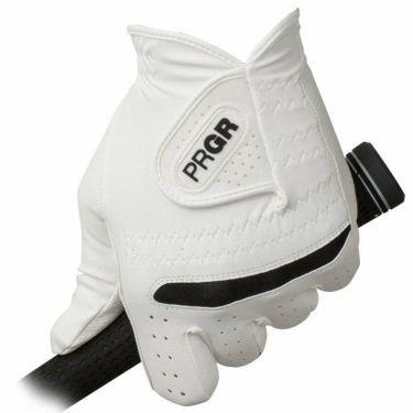 プロギア PRGR 全天候型 メンズ ゴルフグローブ PG-219 WB ホワイト×ブラック