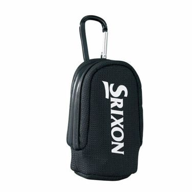 ダンロップ SRIXON スリクソン ボールポーチ GGF-B2019 ブラック