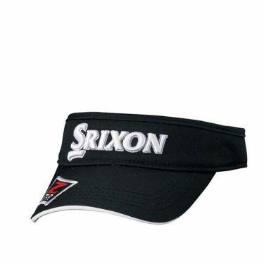 ダンロップ SRIXON スリクソン ツアープロ着用 メンズ オートフォーカス バイザー SMH9331X ブラック