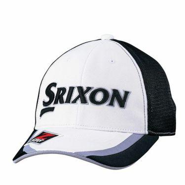 ダンロップ SRIXON スリクソン ツアープロ着用 メンズ オートフォーカス 水冷 メッシュ キャップ SMH9133X ホワイト