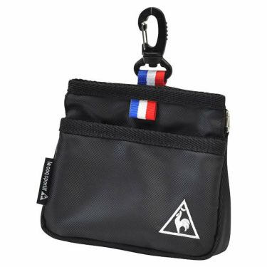 ルコック Le coq sportif メンズ アクセサリーホルダー QQBLJX73 BK00 ブラック