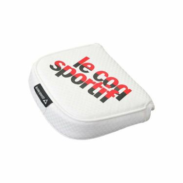 ルコック Le coq sportif メンズ ネオ マレット パターカバー QQBNJG52 WH00 ホワイト