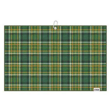 UTHER ゴルフ カートタオル ハイランドプレイド Highlands Plaid HP 070021500175