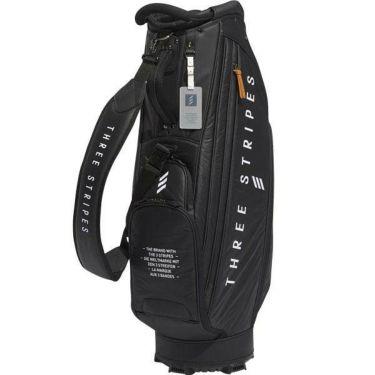 アディダス adidas ADICROSS CADDIE BAG アディクロス メンズ キャディバッグ HFF74 CL6471 ブラック 2019年モデル