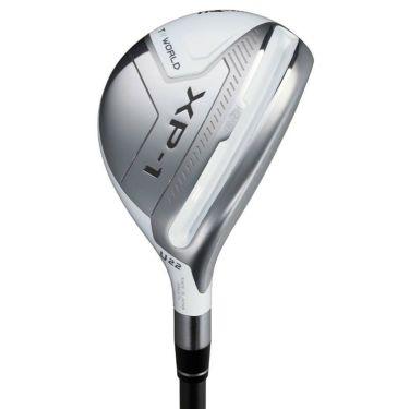 本間ゴルフ ツアーワールド XP-1 レディース ユーティリティ VIZARD39 シャフト 2019年モデル 商品詳細2