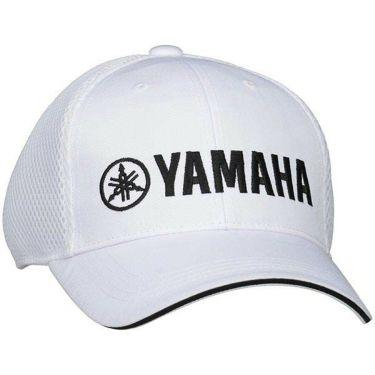 ヤマハ オールシーズンメッシュ キャップ Y20CP-W ホワイト