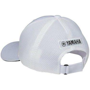 ヤマハ オールシーズンメッシュ キャップ Y20CP-W ホワイト 商品詳細2