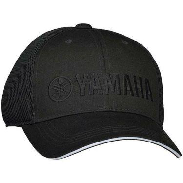 ヤマハ オールシーズンメッシュ キャップ Y20CP-BKBK ブラック×ブラック