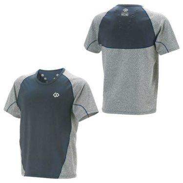 コラントッテ Colantotte メンズシャツ レスノ RESNO スイッチング シャツ ショートスリーブ AJDJB68 商品詳細4