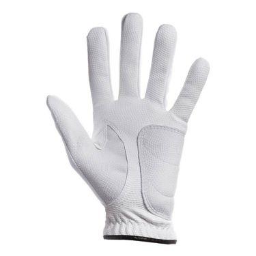 タイトリスト Titleist メンズ スーパーグリップ ゴルフグローブ TG39 WT ホワイト 商品詳細2