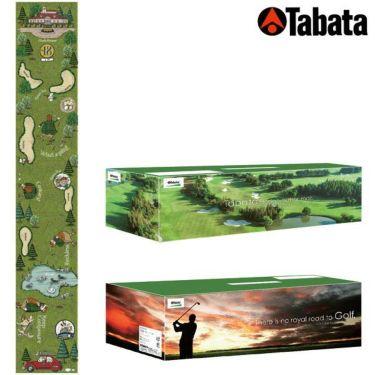 タバタ Tabata 絨毯パターマット GOLF&GOLF GV0140 Aカラー