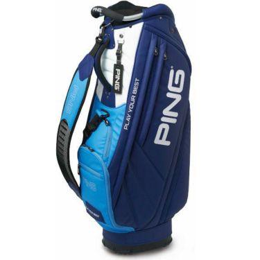 ピン PING 軽量モデル メンズ キャディバッグ CB-P191 34528-03 BLUE