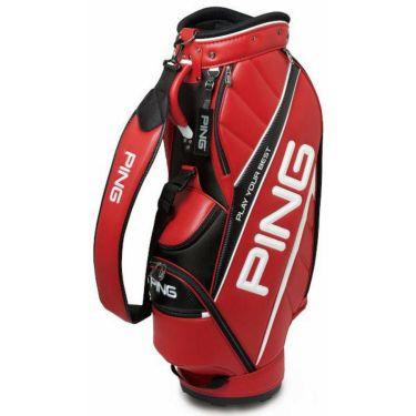 ピン PING スポーティデザイン メンズ キャディバッグ CB-U191 34530-03 RED