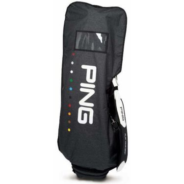 ピン PING 9.5型対応 トラベルカバー GB-C191 34537-01 BLACK