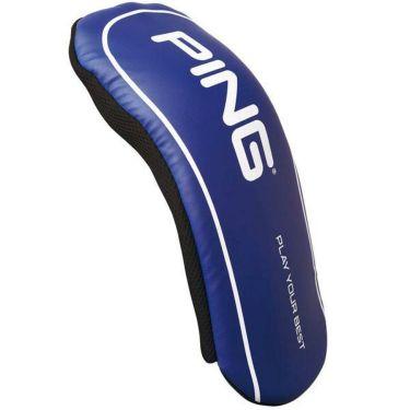 ピン PING ソフトPU ヘッドカバー ドライバー用 HC-P191 34539-03 BLUE