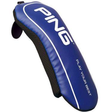 ピン PING ソフトPU ヘッドカバー ハイブリッド用 HC-P191 34541-03 BLUE