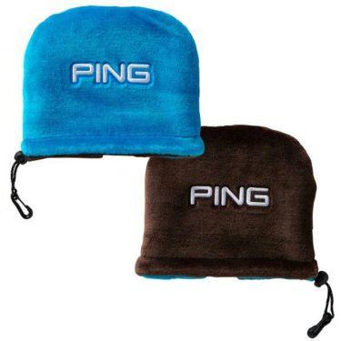 ピン PING リバーシブル ボア アイアンカバー HC-C192 34871-03 BLUE/BROWN