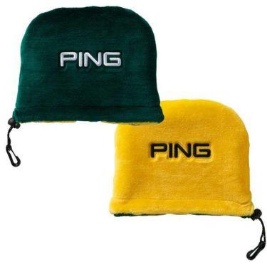 ピン PING リバーシブル ボア アイアンカバー HC-C192 34871-04 GREEN/GOLD
