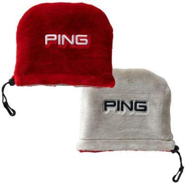 ピン PING リバーシブル ボア アイアンカバー HC-C192 34871-05 RED/SILVER