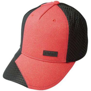 ピン PING メンズ HYBRID CAP ハイブリッド キャップ HW-U191 34560-02 RED