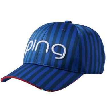 ピン PING レディース キャップ HW-L191 34878-02 NAVY