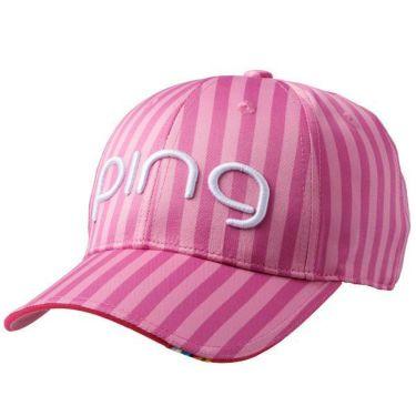 ピン PING レディース キャップ HW-L191 34878-03 PINK