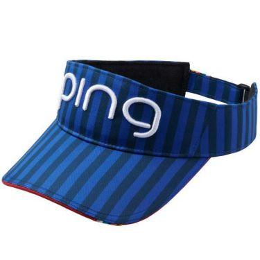 ピン PING レディース サンバイザー HW-L192 34879-02 NAVY