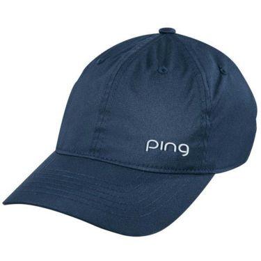 ピン PING レディース CORNER CAP コーナー キャップ 191 34379-102 NAVY