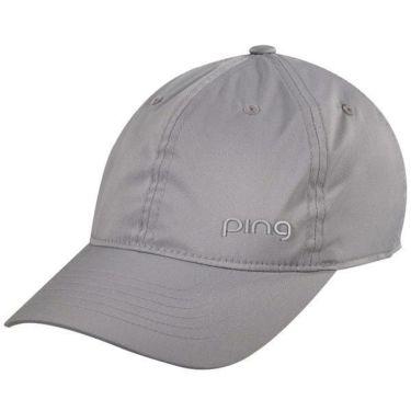 ピン PING レディース CORNER CAP コーナー キャップ 191 34379-103 GREY