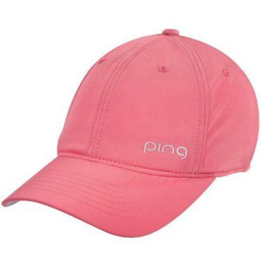 ピン PING レディース CORNER CAP コーナー キャップ 191 34379-104 CORAL