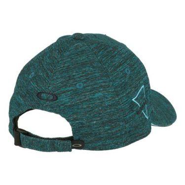 オークリー OAKLEY メンズ SKULL HEATHER CAP 13.0 スカル キャップ 912248JP 68T モロッカンブルー 商品詳細2