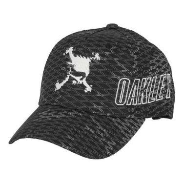 オークリー OAKLEY メンズ SKULL GRAPHIC CAP 13.0 FW スカル キャップ 912250JP 00G ブラックプリント