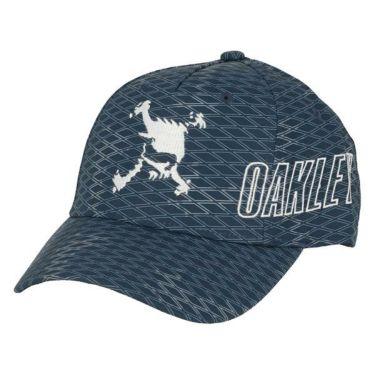 オークリー OAKLEY メンズ SKULL GRAPHIC CAP 13.0 FW スカル キャップ 912250JP 66V ブルーストームプリント