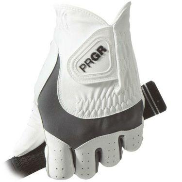 プロギア PRGR HIGH GRIP HAND ハイグリップハンド メンズ ゴルフグローブ PG-319 W ホワイト