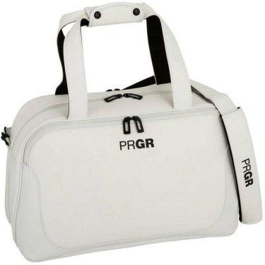 PRGR プロギア スポーツモデル メンズ ボストンバッグ PRBB-201 W ホワイト